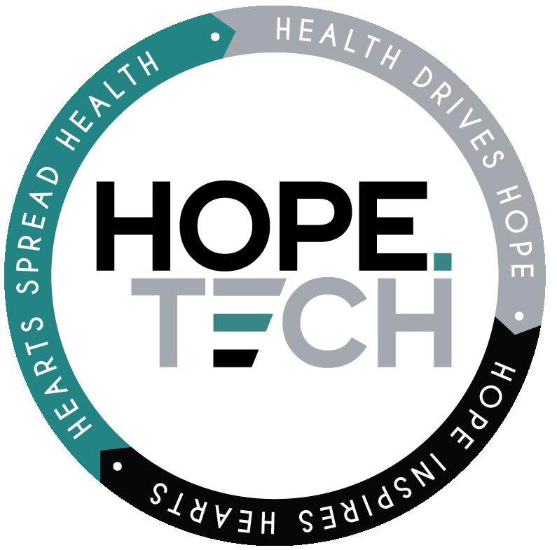Health Drives Hope, Hope Inspires Hearts, Hearts Spread Health